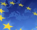 Стратегія ЄС щодо працевлаштування людей з інвалідністю. єс, працевлаштування, ринок праці, роботодавець, інвалідність, cartoon, screenshot, aircraft, airplane, helmet, flag, vector graphics, sign. A close up of a flag