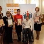 На Луганщині проведено обласний форум «Жінки з інвалідністю – міфи та реальність»