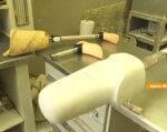 Працює 3 дні на тиждень – чому занепадає протезний завод Львова у розпал АТО (ВІДЕО). львів, протезний завод, протезування, підприємство, інвалідний візок, indoor, bathroom, medical equipment, sink, pipe, plumbing fixture, appliance, furniture. A close up of a sink