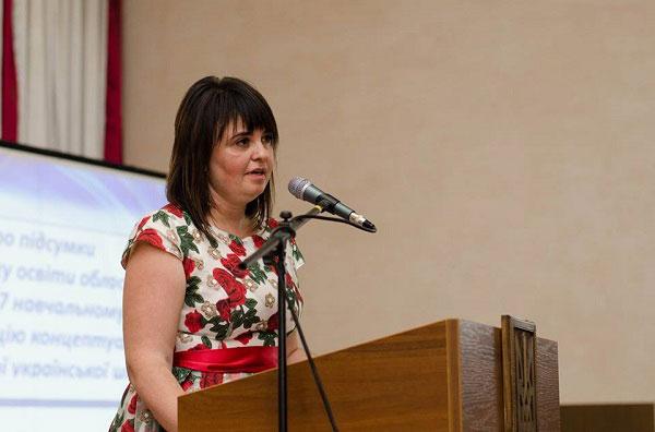 Ольга Хома: До 1 вересня 2018 року інклюзивно-ресурсні центри мають бути створені у кожному районі області