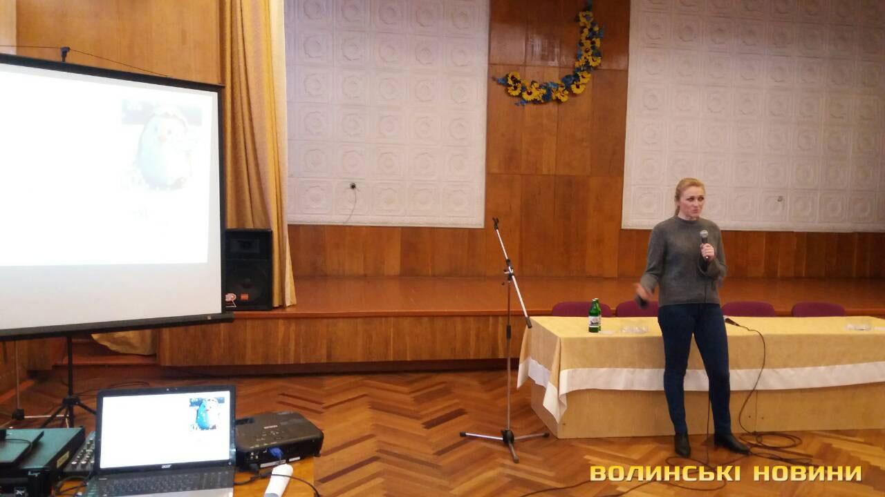 У Луцьку канадські педагоги ділилися досвідом (ФОТО)