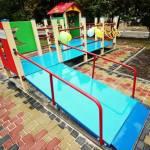 У Полтаві з'явиться перший інклюзивний дитячий майданчик
