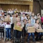 На Луганщині організовано тренінг для дітей з інвалідністю