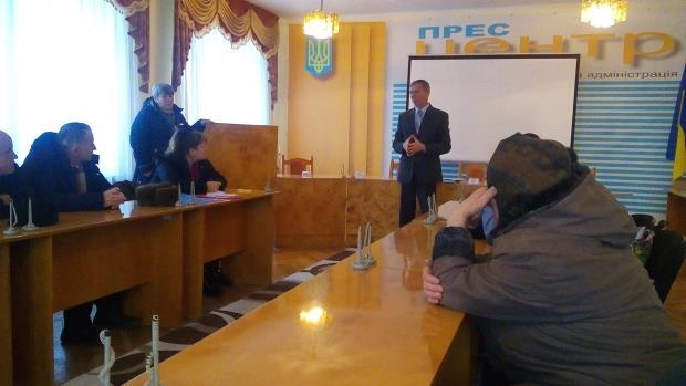 У районі відбулася конференція голів осередків інвалідів Хустщини