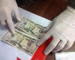У Кропивницькому СБУ викрила на хабарі посадовця медичного закладу МВС. кропивницький, військовослужбовець, керівник медичного закладу, хабар, інвалідність, indoor, newspaper, book, cash, banknote, money handling