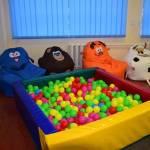 Світлина. В селищі на Вінниччині відкрили спеціальний клас для дітей з інвалідністю. Навчання, інвалідність, вади зору, Вінниччина, сенсорна кімната, спеціальний клас