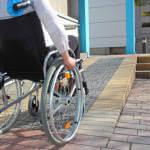 Об'єкти інфраструктури стають доступними для осіб з інвалідністю