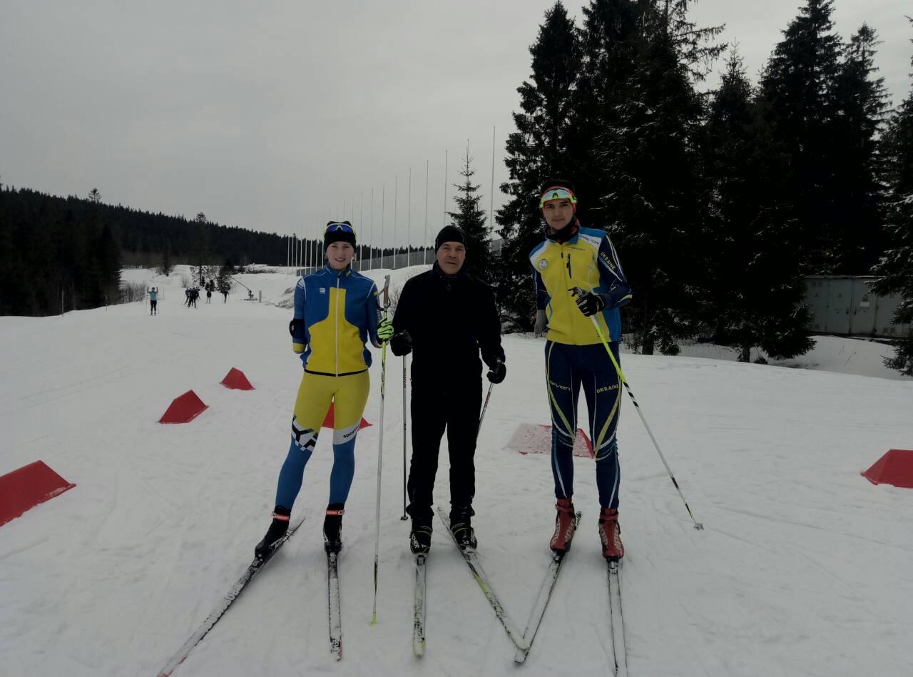 Волинські спортсмени здобули медалі на змаганнях з біатлону і лижних гонок
