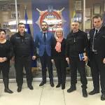 Пилотный проект. Мариупольских полицейских обучат новому для них языку (ФОТО)