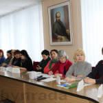 Світлина. «Круглий стіл» з питань соціального захисту осіб з інвалідністю. Закони та права, інвалідність, круглий стіл, соціальний захист, інвалідизація, Ніжин