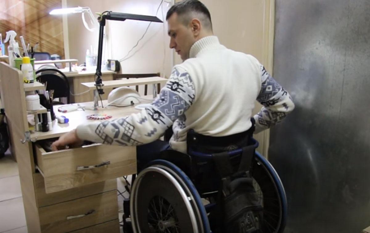 Как живут переселенцы с инвалидностью (ВИДЕО)
