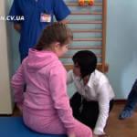 У центрі «Особлива дитина» запровадили новий метод терапії (ВІДЕО)