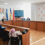 У мерії підбили підсумки заходів, які роблять місто доступнішим для людей з інвалідністю