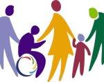 Шукаємо волонтерів для організації часу батьків дітей з інвалідністю. київ, волонтер, самореалізація, спецпроект, інвалідність, cartoon, abstract, illustration, design, drawing, graphic, dance, vector, child art, clipart. A drawing of a cartoon character