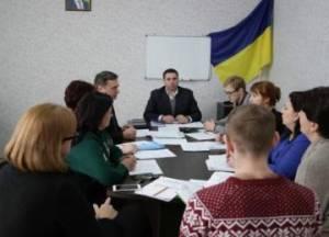 В області обстежено 997 об'єктів щодо забезпечення безбар'єрного доступу до них осіб з інвалідністю. луганська область, доступність, моніторинг, нарада, інвалідність