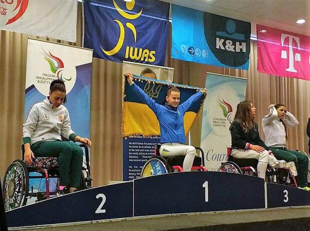 Гардемарини у візках завершили кубок світу 8 високими нагородами. кубок світу, змагання, паралімпійська збірна, спортсмен, фехтування