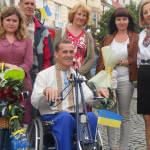 Як закарпатець в інвалідному візку потрапив до Книги рекордів Гіннесса