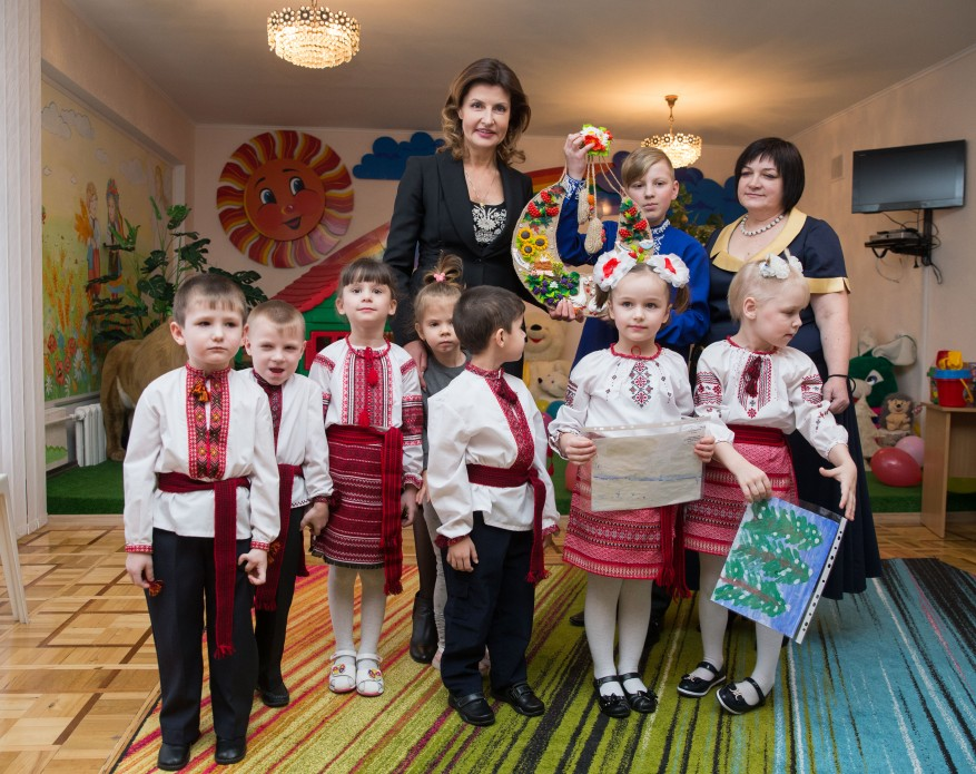 Марина Порошенко ініціювала старт проекту щодо створення мережі Інклюзивно-ресурсних центрів на рівні місцевих громад у Житомирській області