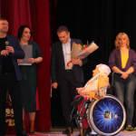 На Вінниччині відбувся перший в Україні інклюзивний спектакль «Пори року. Yes, I can»