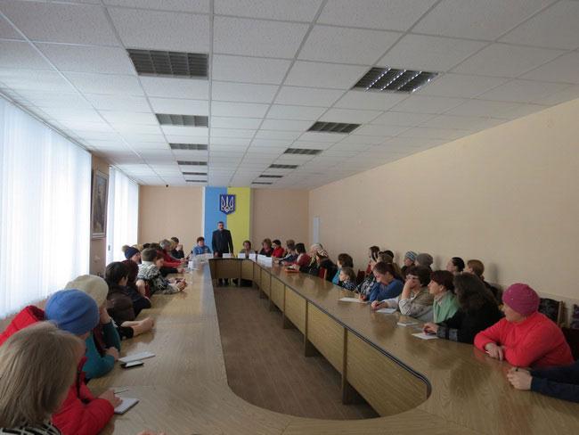 «Круглий стіл» з питань соціального захисту осіб з інвалідністю (ФОТО)