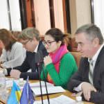 В Мінсоцполітики відбулось засідання Наглядової ради проекту TWINNING