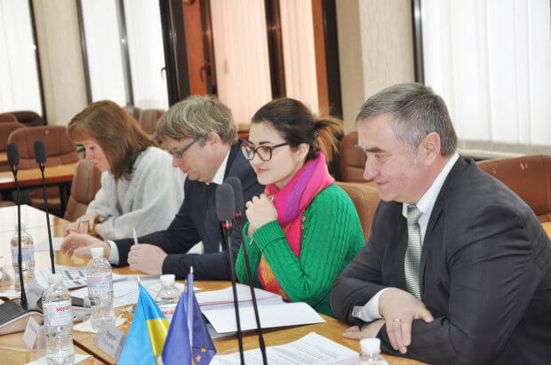 В Мінсоцполітики відбулось засідання Наглядової ради проекту TWINNING. мінсоцполітики, проект twinning, засідання, раннє втручання, інвалідність