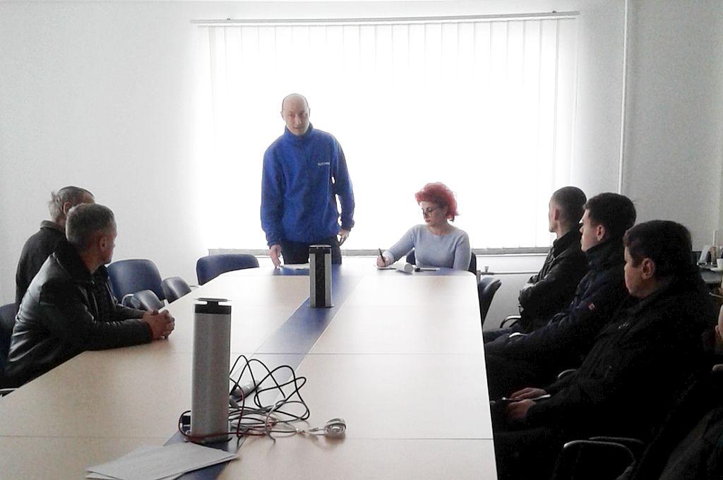 День відкритих дверей у Тернопільському ТОВ «Шредер»