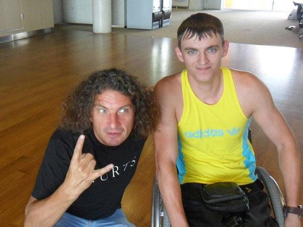 «Мама, я еду за золотой медалью», — сказал Максим». максим яровой, паралімпіада-2018, инвалидность, спортсмен, травма