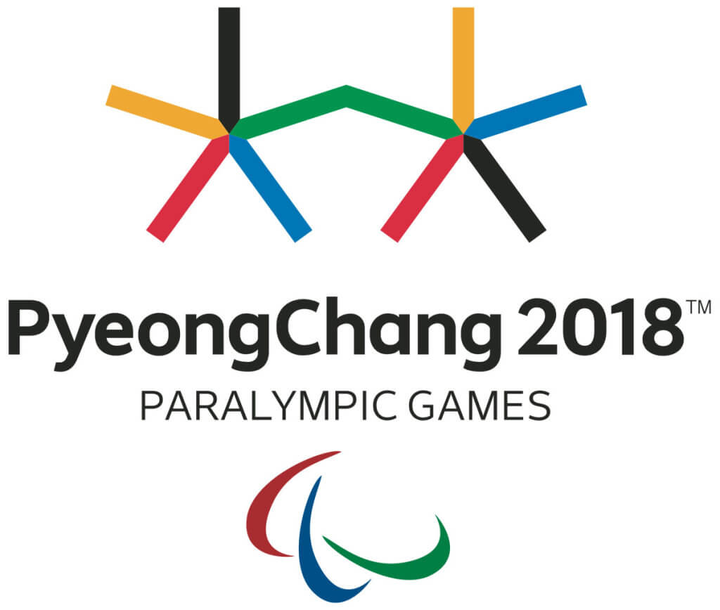 Медальний залік Паралімпіади-2018 на 15 березня. паралімпіада-2018, паралімпійські ігри, змагання, медаль, тренування, design, screenshot, graphic, logo, symbol, graphics. A close up of a clock