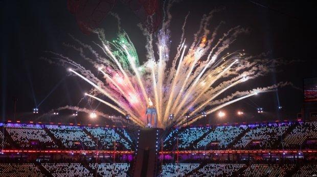 Паралімпійські ігри: 5 фактів про церемонію відкриття ПАРАЛІМПІЙСЬКІ ІГРИ ЗМАГАННЯ ПАРАЛИМПИЕЦ СПОРТСМЕН ІНВАЛІДНІСТЬ