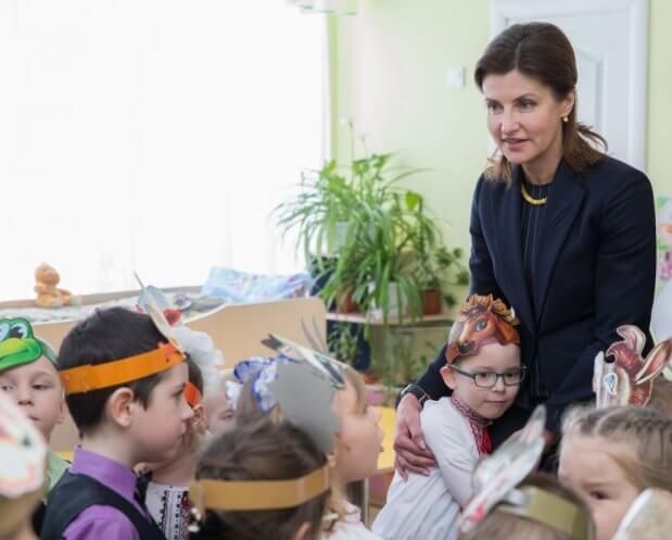 Сумщина долучилася до національного проекту Марини Порошенко з розвитку інклюзивної освіти. марина порошенко, сумщина, меморандум, особливими освітніми потребами, інклюзивна освіта