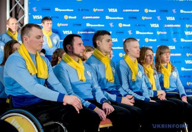 Паралімпіада-2018: Пробудимо розум, загартуємо тіло, зміцнимо дух. паралімпіада-2018, змагання, паралімпиєць, спортсмен, інвалід