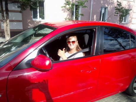 У Вінниці 15 людей з інвалідністю безкоштовно навчилися водити авто