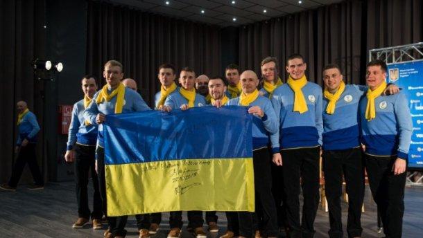 Українських атлетів урочисто провели на Паралімпіаду-2018: яскраві кадри (ВІДЕО)