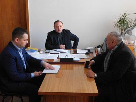 Про створення спільного районного інклюзивно-ресурсного центру йшлося під час наради в голови РДА