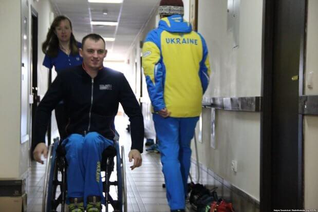 Головне – працювати і себе перебороти – паралімпієць Максим Яровий. максим яровий, паралімпійські ігри, паралимпиец, спортсмен, інвалідність
