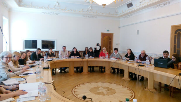 У Секретаріаті Уповноваженого презентували німецький досвід дотримання прав осіб з інвалідністю. дармштадт, омбудсмен, досвід, круглий стіл, інвалідність