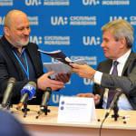 """ПАТ """"НСТУ"""" й Національний комітет спорту інвалідів України підписали Меморандум про співпрацю"""