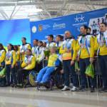 """Світлина. Ігор Жданов: """"Ми всі переживали, вболівали за наших паралімпійців, а вони віддячили нам перемогами"""". Спорт, інвалід, спортсмен, паралимпиец, Паралімпійські ігри, Паралімпіада-2018"""