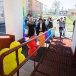 Світлина. Вінницька область долучилися до проекту Марини Порошенко із розвитку інклюзивної освіти. Навчання, інклюзивна освіта, ІРЦ, Марина Порошенко, Вінниччина, меморандум