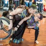Українські танцюристи на візках стали першими на міжнародному турнірі в Голландії