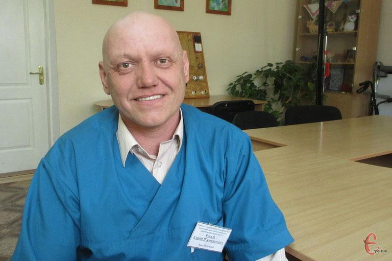 Сергій Рогаль – живий приклад того, як жити повноцінно