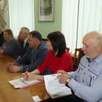Світлина. У мерії відбулася зустріч з іноземними експертами проекту Євросоюзу «Twinning». Новини, інвалідність, реабілітація, раннє втручання, Проект Twinning, Лозова