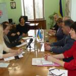 У мерії відбулася зустріч з іноземними експертами проекту Євросоюзу «Twinning» (ФОТО)
