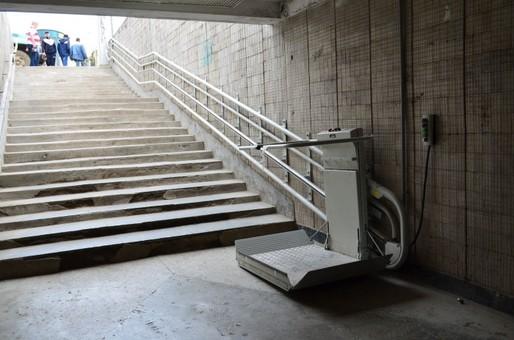 Опыт подземных переходов у одесского вокзала могут распространить на всю железную дорогу ОДЕССА ВОКЗАЛ ИНВАЛИДНАЯ КОЛЯСКА ПОДЗЕМНЫЙ ПЕРЕХОД ПОДЪЁМНИК