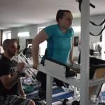 Світлина. Чорний гумор, легка музика і важкі штанги: як у Луцьку тренуються спортсмени з НЕобмеженими можливостями. Спорт, інвалідність, спортсмен, Луцьк, тренування, пауерліфтинг