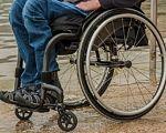 Експерти розповіли, що влада не усвідомлює, з якими проблемами доводиться стикатися інвалідам. омбудсмен, реформа, соціальна гарантія, стандарт, інвалідність, outdoor, bicycle, ground, wheel, bicycle wheel, person, tire, bike, land vehicle, spoke. A bicycle leaning against a wall