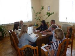 Про створення районного інклюзивно-ресурсного центру йшлося під час наради під керівництвом першого заступника голови РДА