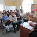 В Дружковке прошел юридический тренинг для людей с инвалидностью (ФОТО)