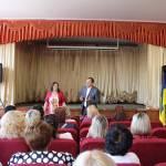 Світлина. Запорізькі освітяни поширюють свій досвід упровадження інклюзивної освіти по всій Україні. Навчання, інклюзивна освіта, інвалідний візок, інклюзивно-ресурсний центр, тренинг, Запоріжжя